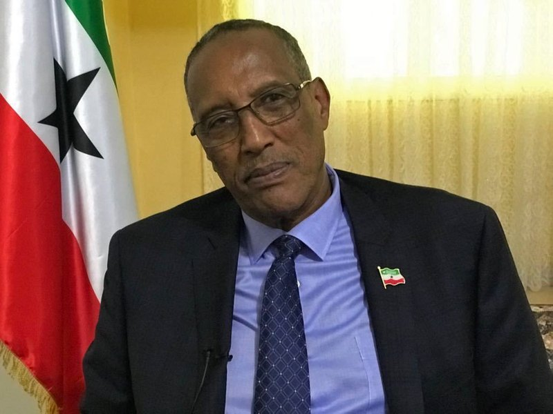 AP Interview: Somaliland President Defends UAE Military Deal