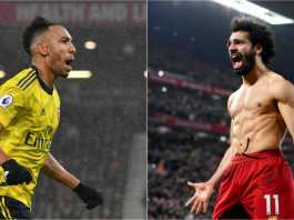Aubameyang To Face Salah In World Cup Qualifying