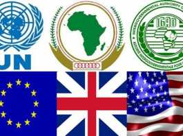 Joint Statement On Djibouti Talks Between Somaliland And Somalia Leaders