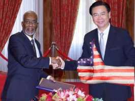 United States Supports Taiwan And Somaliland Diplomatic Ties