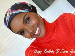 Birthday Tributes For Halima Aden Flood Social Media