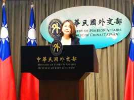 Taiwan Backs Lithuania's Call For Freedom