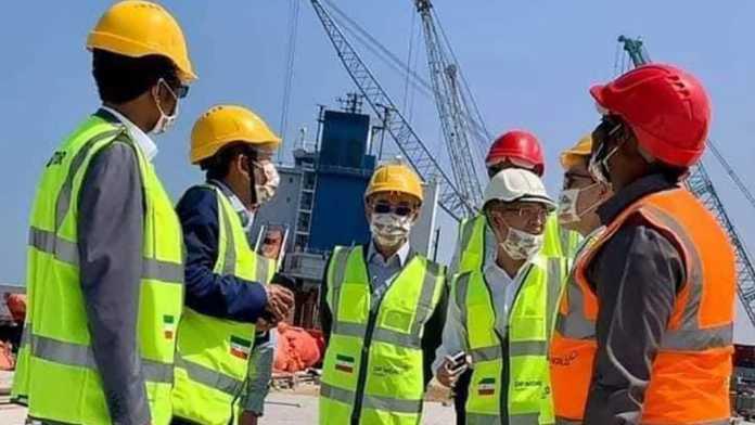 Taiwan Impress Berbera Port Development In Somaliland