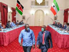 Somaliland And Kenya Agree To Deepen Diplomatic Ties Joint Communique