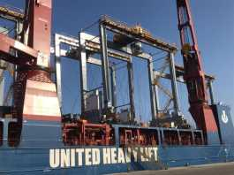 Somaliland Receives First Liebherr RTG Cranes For Berbera Container Terminal