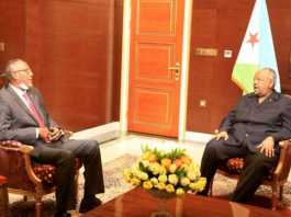 Somaliland, Djibouti Presidents Intensify Mutual Relations