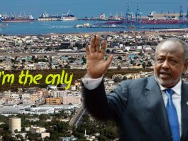 President Guelleh Announces Fifth Term Bid For The Youth Of Djibouti